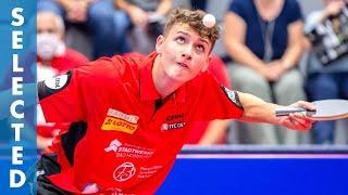Отдельная нарезка победной игры Кацман vs Apolonia в матче Neu-Ulm vs Bad Homburg (Бундеслига)