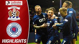 Kilmarnock 2-1 Rangers | Killie Score 2 Late Goals to Derail Rangers' Hopes! | Ladbrokes Premiership