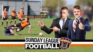 Sunday League Football - BACK TO BUSINESS