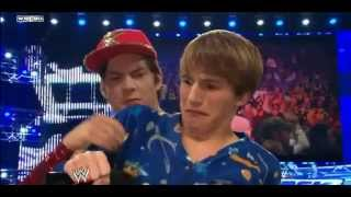 John Cena And Fred Figglehorn vs Mr. Devlin And Kevin[Fred 2]