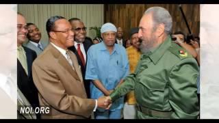 Minister Farrakhan on passing of Fidel Castro
