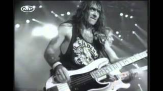 Iron Maiden - Bring your daughter to the slaughter [Live Donington 1992] HQ SOUND