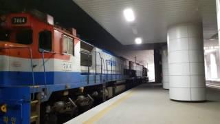 [KORAIL] #4311 서울발 해운대행 임시관광열차 특대총괄 장대새마을호 해운대역 발차
