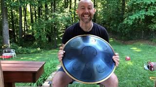 Epic Rav Vast Drum! (B Celtic Double Ding)