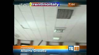 povo: problemi col soffitto a scuola