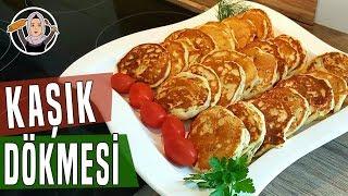 Peynirli kaşık dökmesi tarifi-Kahvaltiya yapilacak cok pratik ve kolay bir lezzet-Hatice Mazi
