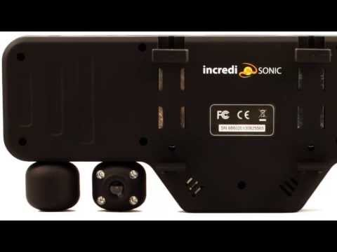 Incredisonic Falcon F-360 HD | Dash Cameras