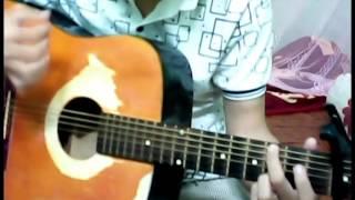 Khi người mình yêu khóc-Guitar solo fingerstyle