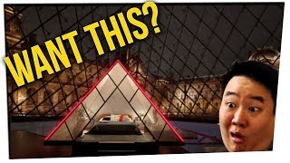 Airbnb is Hosting a Sleepover at the Louvre in Paris!