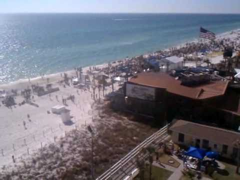 Panama City Beach Spring Break Party Video At The Summit