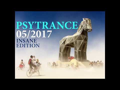 Psytrance Set May 2017 Party DJ Mix by Electric Samurai 155 Minutes Set