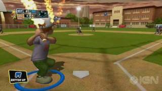 Backyard Sports Sandlot Sluggers -Xbox  Video