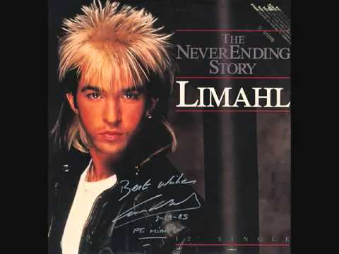 "LIMAHL - Neverending Story (unknown ""Extended Dance Mix"")"
