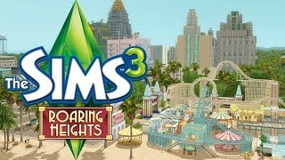 Roaring Heights Gold Edition Boardwalk Sims Store