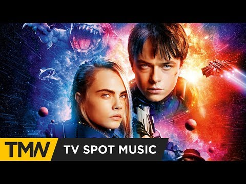 Valerian - Run TV Spot Music   Brand X Music - Metropolis
