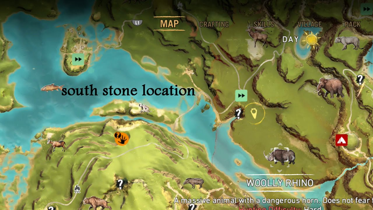 Far cry primal south stone location youtube far cry primal south stone location gumiabroncs Choice Image
