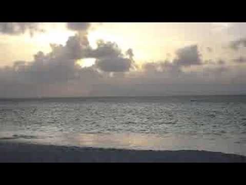 Anguilla sunset 2008