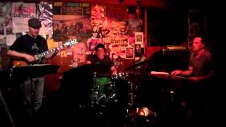 "Jamie Rosenn - Joe Bagg - Jason Harnell @ Baked Potato play ""Vish"" by Jamie Rosenn"