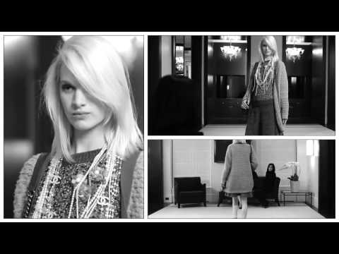 Chanel Private View, Le Nouveau Clip De Karl Lagerfeld - Madame Figaro