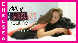 Night {SUMMERTIME} Routine Thumbnail