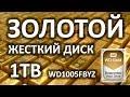 """Серверный жесткий диск Western Digital Gold 3.5"""" 1.0 Tb WD1005FBYZ"""
