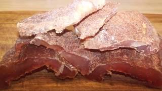 Сушилка для рыбы и мяса (Первый тест)