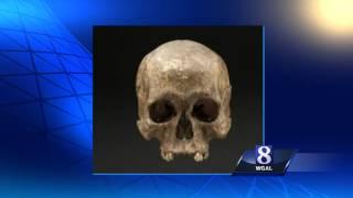 Skull found on Gettysburg battlefield ID