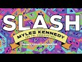 "Slash ft. Myles Kennedy & The Conspirators - ""Mind Your Manners"" Full Song Static Video"