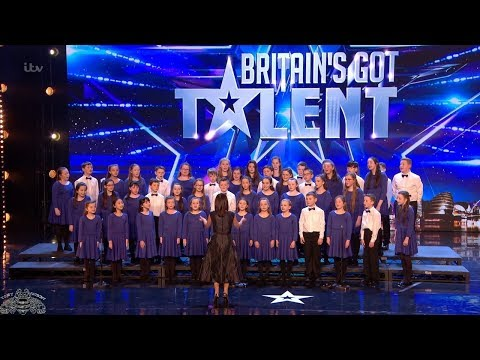 Britain's Got Talent 2018 St Lawrence's Primary School Choir Full Audition S12E07