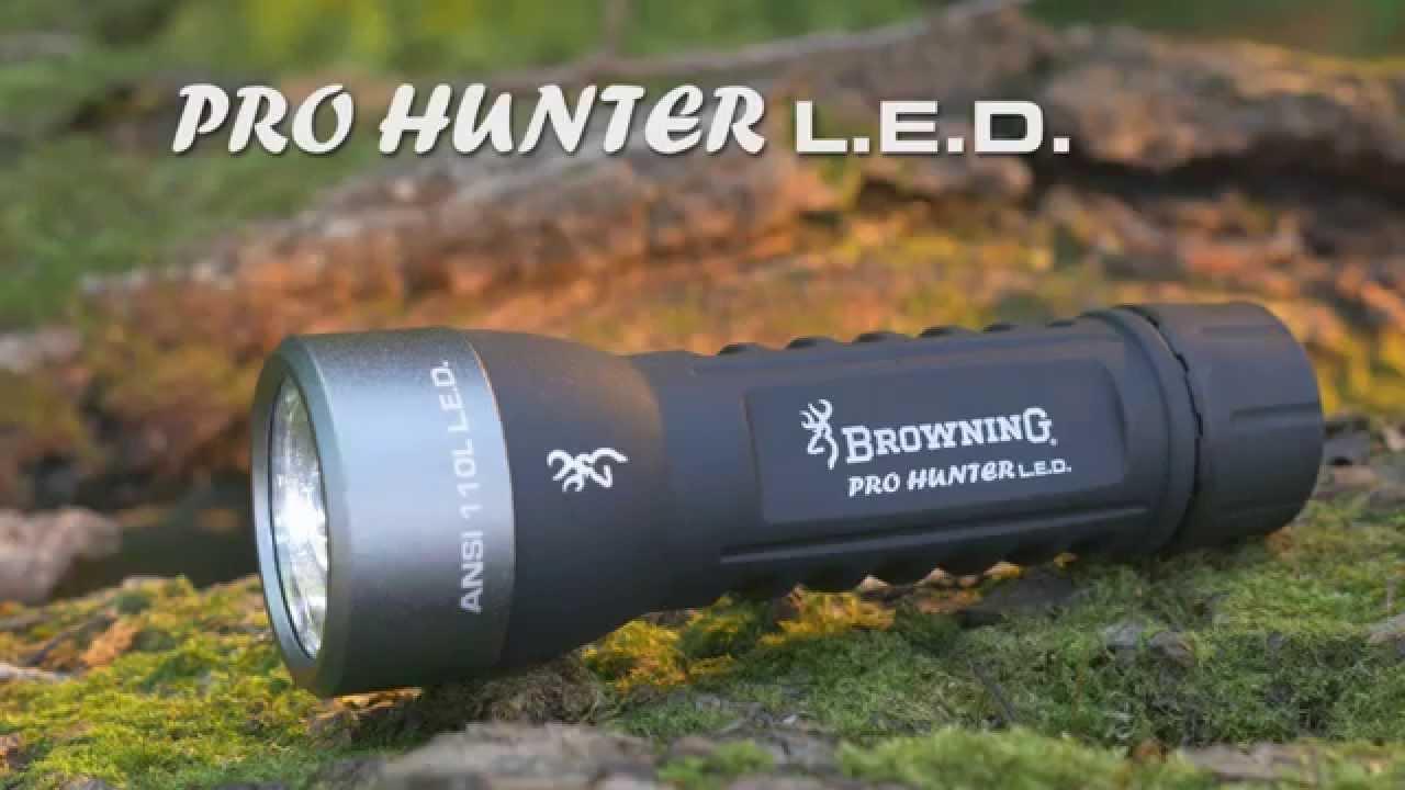 Browning Pro Hunter LED Flashlight V4
