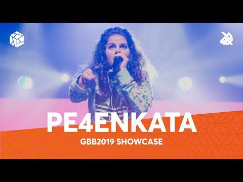 PE4ENKATA | Grand Beatbox Battle Showcase 2019