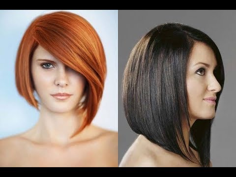 Girls Trending Short Haircuts 2017 - New short Hairstyles - YouTube
