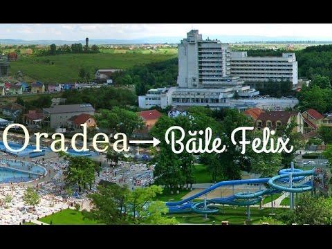 Traseu Oradea Baile Felix Youtube