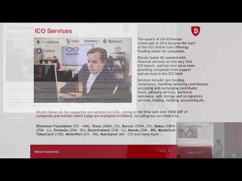 Niklas Nikolajsen - Bitcoin Suisse and the Swiss Journey