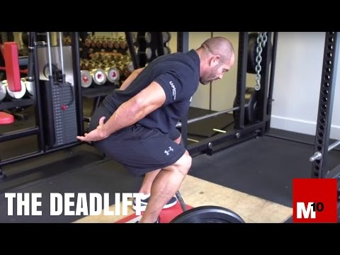 The Deadlift - Key Exercise Principles