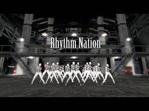 Rhythm Nation  - SLDC Showcase 2018 (Second Life)