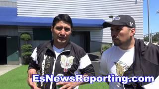 erik morales on who is the best fighter of all time - EsNews