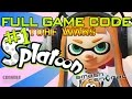 Splatoon Special FULL GAME code  [HD] [60 fps] Turf War online multiplayer on Urchin Underpass