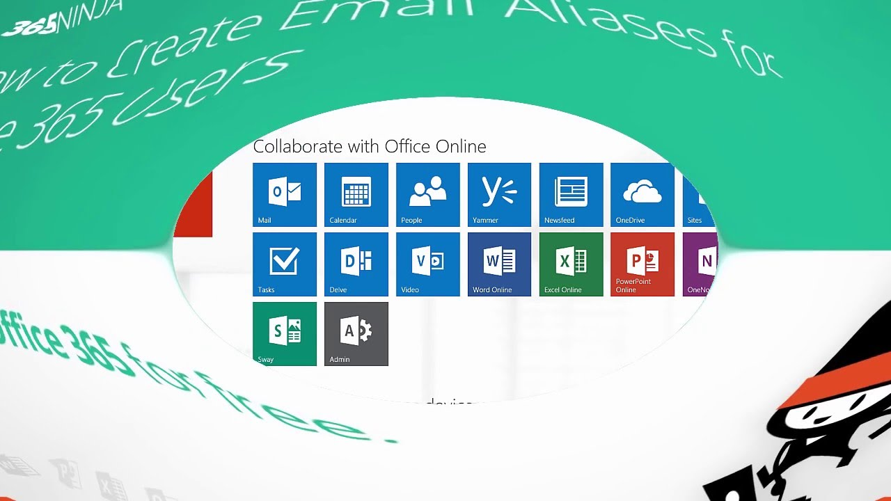 How To Create Email Aliases For Office 365 Users