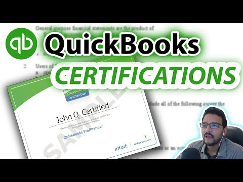 HOW TO PASS A QUICKBOOKS TEST? And Get Certified In QuickBooks
