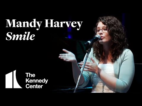 """Mandy Harvey Performs """"Smile"""" 