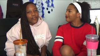 Reacting to Fifth Harmony Self Titled | Brooke and Bria