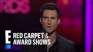 The People39;s Choice for Favorite Band is Maroon 5  E People39;s Choice Awards