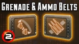 Grenade Bandolier and Ammunition Belt Mini-Review - PlanetSide 2