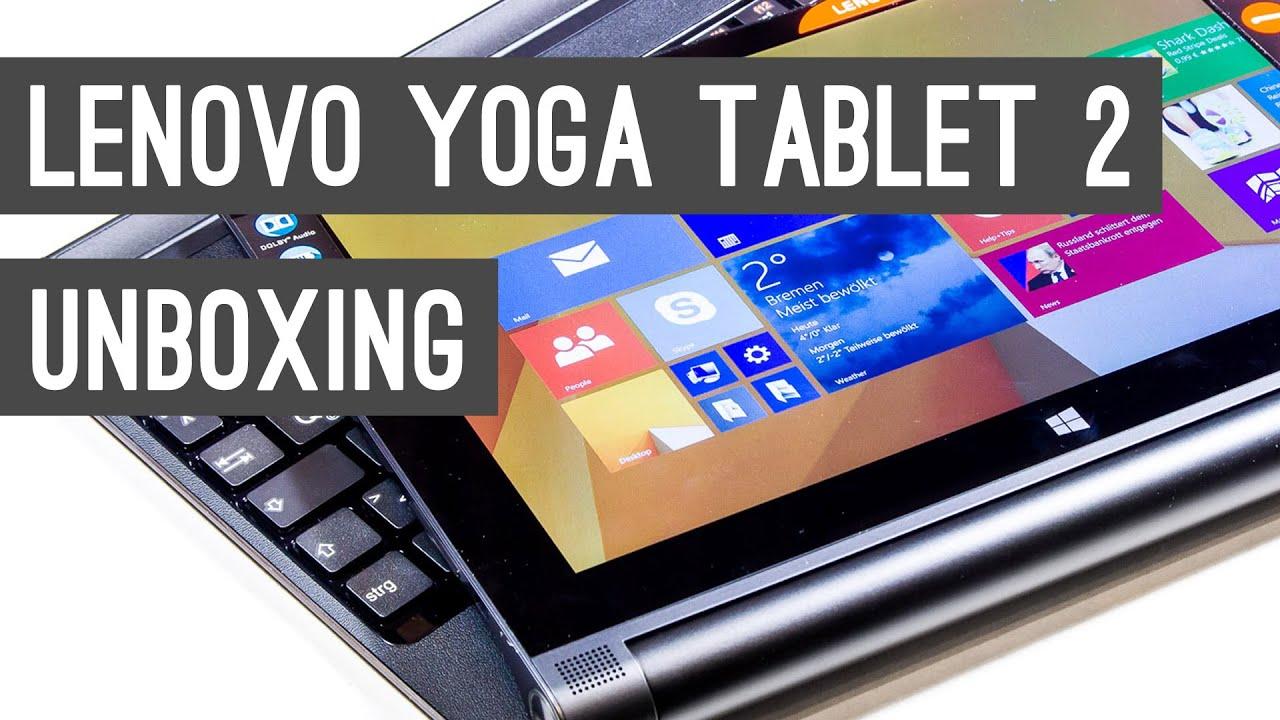Lenovo Yoga Tablet 2 Pro Review - YouTube
