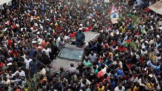 Кению разделил президент