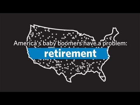 Boomers Struggle With Rising Debt, Dwindling Savings