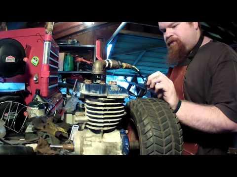 Briggs Amp Stratton Lawn Mower To Steam Engine Conversion
