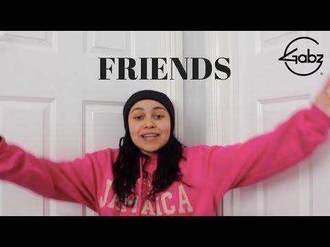 FRIENDS - Marshmello & Anne-Marie (Gabz cover)