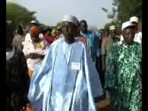 Monsieur Iba N'Diaye à Moro Moro